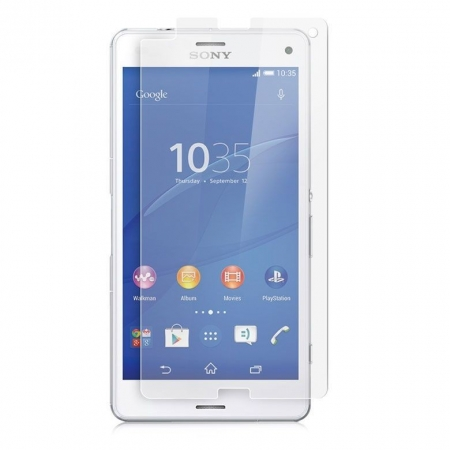 Tempered Glass - Folie protectie sticla securizata Sony Xperia Z3 compact