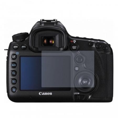 Tempered Glass - Folie protectie sticla securizata pentru Canon EOS 5DS