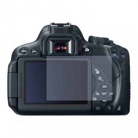 Tempered Glass - Folie protectie sticla securizata pentru Canon EOS 650D
