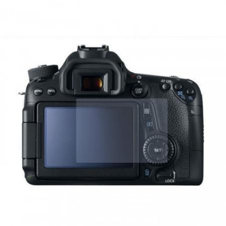 Tempered Glass - Folie protectie sticla securizata pentru Canon EOS 70D