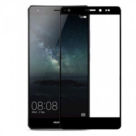 Tempered Glass Folie sticla securizata pentru Huawei Mate S Negru