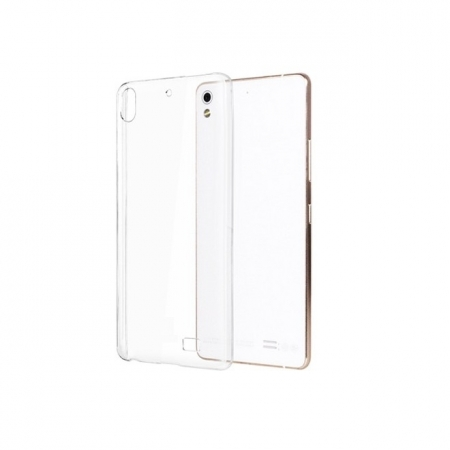 Tempered Glass - Husa Slim Allview X2 Soul Mini, Transparenta