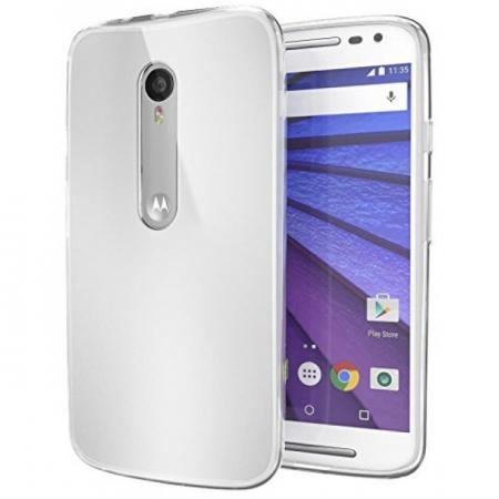 Tempered Glass - Husa Slim Motorola Moto X 3rd Gen