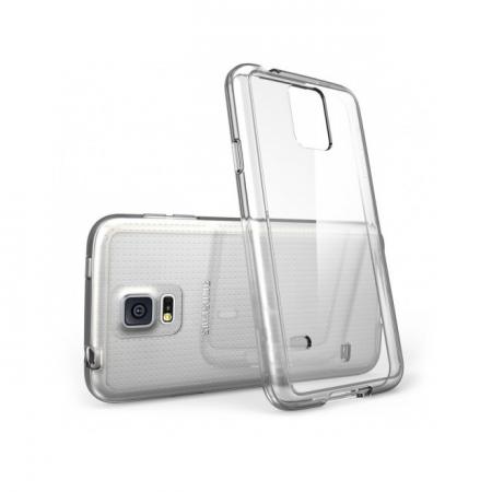 Tempered Glass - Husa Slim Samsung Galaxy S5