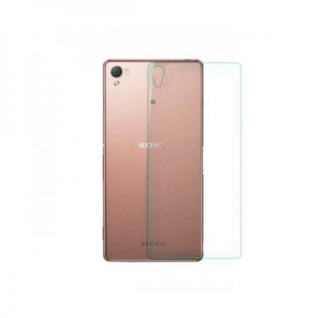 Tempered Glass - folie sticla pentru Sony Xperia Z3 - spate