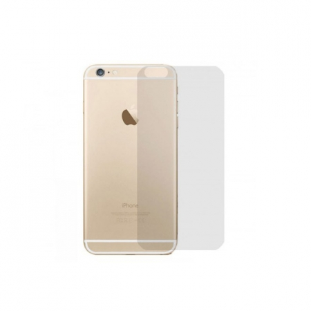 Tempered Glass - folie sticla pentru iPhone 6 Plus - spate