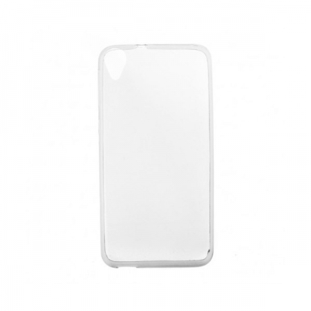 Tempered Glass - husa slim HTC Desire 820 - transparenta