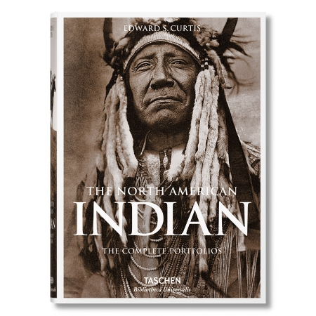 The North American Indian: The Complete Portfolios - Edward S. Curtis