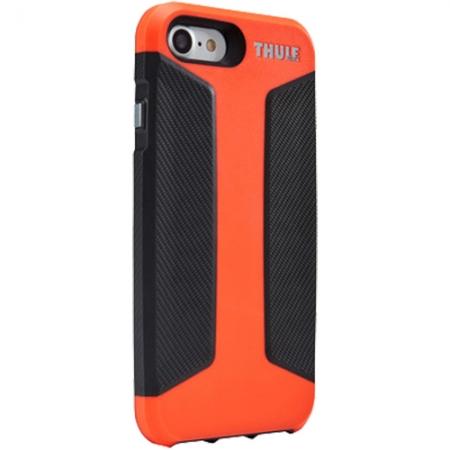 Thule Atmos X3 Slim Anti-Shock - Husa Capac Spate pentru Apple iPhone 7, Portocaliu