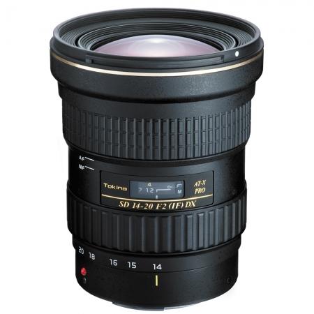 Tokina 14-20mm F2.0 Pro DX Canon