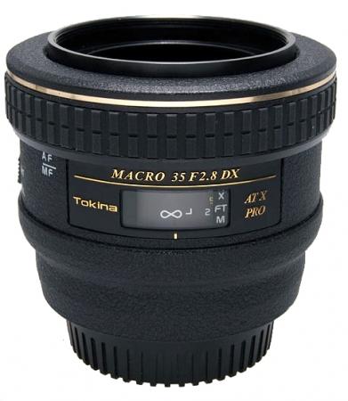 Tokina AF 35mm f/2.8 AT-X PRO DX pt NIKON AF - RS7805158