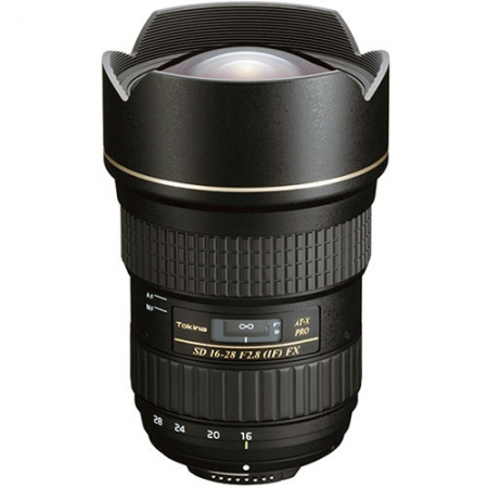 Tokina AT-X 16-28mm F2.8 Pro EF Canon