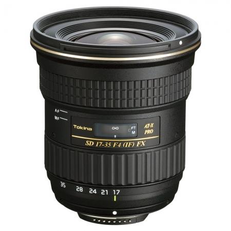 Tokina AT-X 17-35mm F4 Pro - pentru Nikon FX