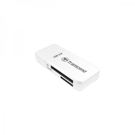 Transcend RDF5W - Cititor card USB 3.0 pentru SD/microSD UHS-I