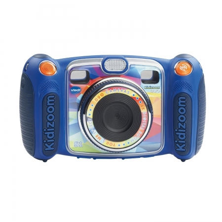 VTech Kidizoom Duo Blue - camera foto, inregistrare video, inregistrare voce