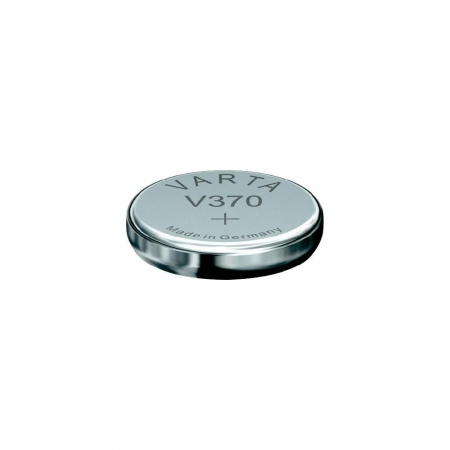 Varta V370 - Baterie ceas, diametru 9.5 x 2.15 mm