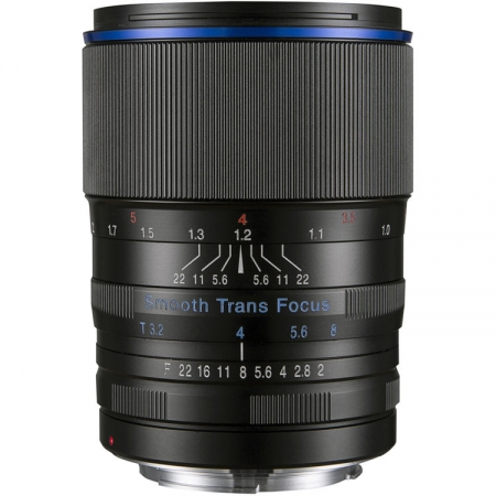 Venus Optics Laowa 105mm f/2 Smooth Trans Focus - montura Nikon F, negru
