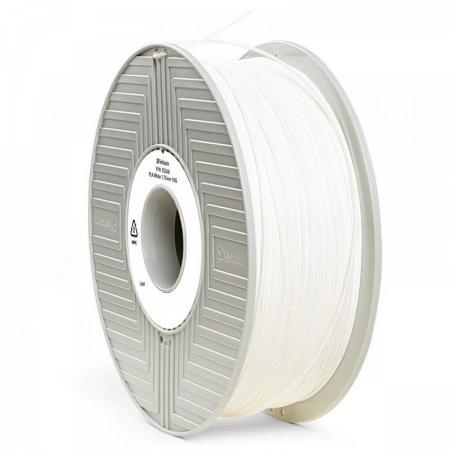 Verbatim Filament Printer 3D PLA 1,75mm 1kg alb