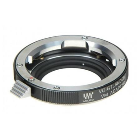 VoigtlÃnder Adaptor de LEM (Leica M) pt MFT (MicroFourThirds) - RS10507768