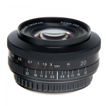 Voigtlander Color Skopar 3,5/20 mm SL II asph. Canon - RS1042088-1