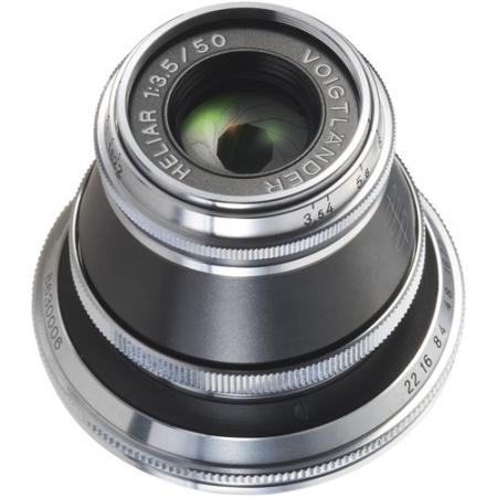 Voigtlander Heliar 50mm f/3.5 VM-mount