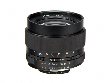 Voigtlander Nokton Nikon AI-S 58mm f1.4 SL II (CPU integrated) - RS10107227