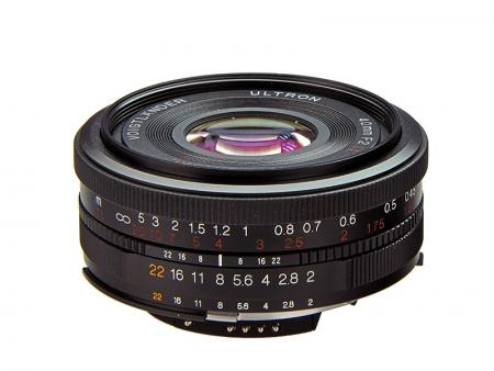 Voigtlander Ultron Nikon AI-S 40mm f2.0 SL II (CPU integrated) - RS10107226