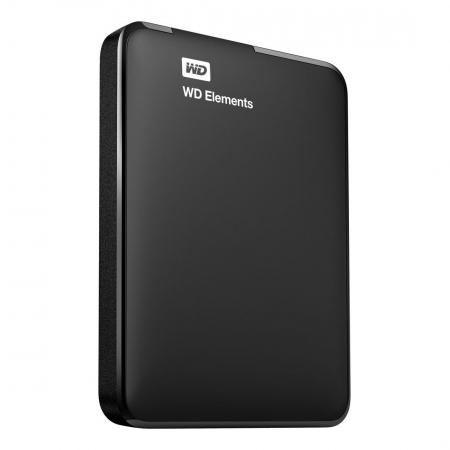 WD Elements 2TB - HDD extern 2.5