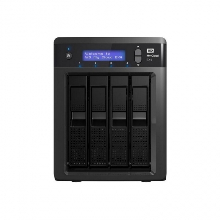 WD My Cloud EX4 8TB Raid - Network Attached Storage