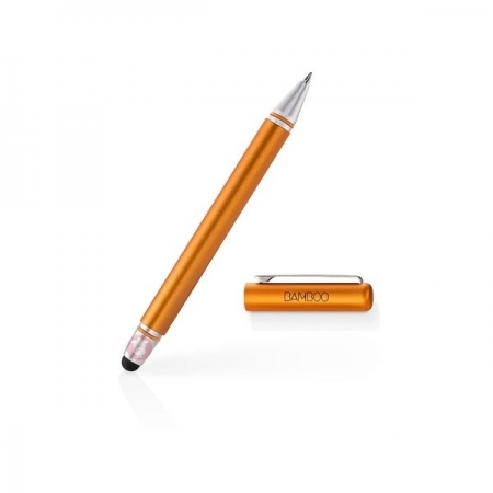 Wacom Bamboo Stylus Duo 3 portocaliu