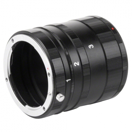 Walimex Macro Ring Set pentru Nikon