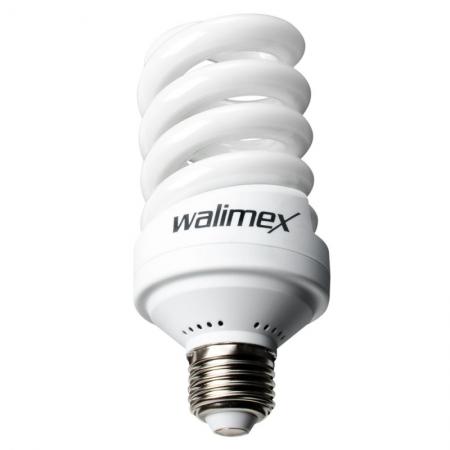 Walimex Spiral Daylight Lamp 30W 5400K - bec fluorescent echivalent 150W