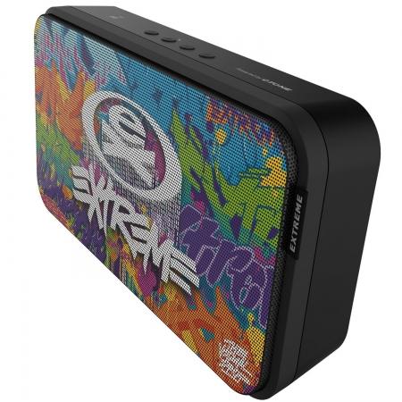 Extreme Wallride - Boxa Portabila cu Bluetooth, NFC, Artist Edition