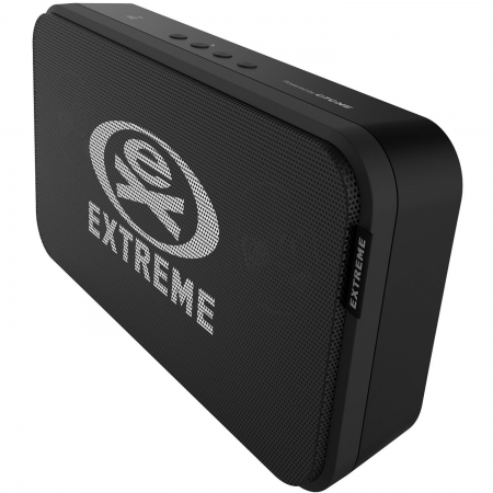 Extreme Wallride  - Boxa Portabila cu Bluetooth, NFC, Blackout Edition