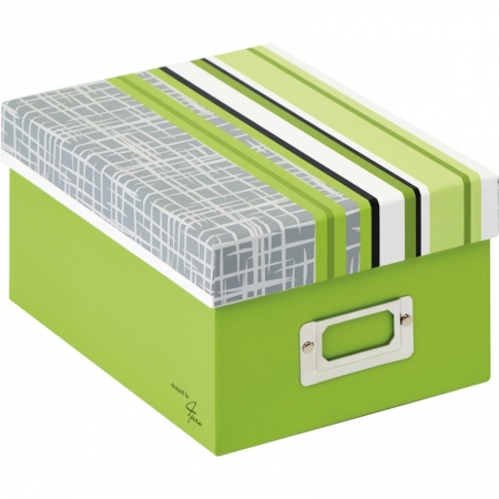 Walther Photobox Sundry FB320 - cutie foto, 700 fotografii, 10x15, verde