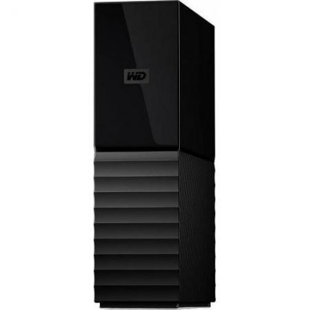 Western Digital My Book - HDD extern 3.5'', 3TB, USB 3.0, negru