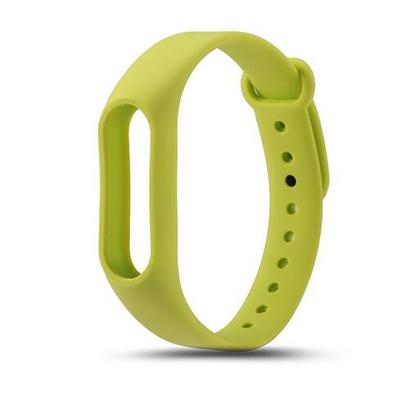 XIAOMI Bratara Silicon Pentru MiBand 2 - Verde