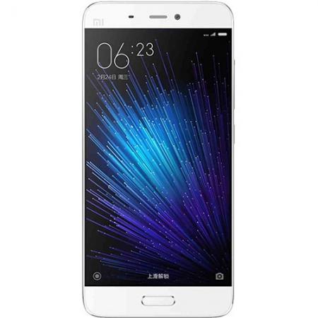 XIAOMI Mi 5 Dual Sim 64GB LTE 4G Alb - RS125028794