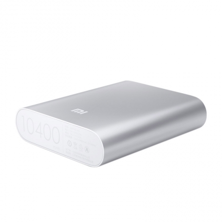 XIAOMI Power Bank 10400mAh - acumulator extern argintiu