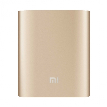 XIAOMI Power Bank 10400mAh - acumulator extern auriu