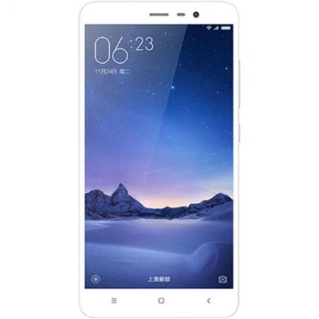 XIAOMI REDMIN NOTE 3 DUAL SIM 32GB LTE 4G ALB ARGINTIU - RS125024109-3