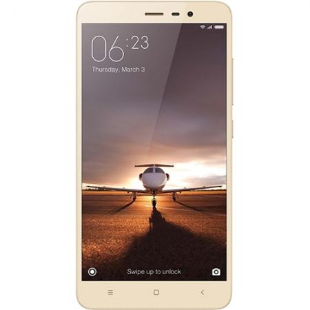 XIAOMI Redmi Note 3 Pro Dual Sim 32GB LTE 4G Auriu RS125026895-6