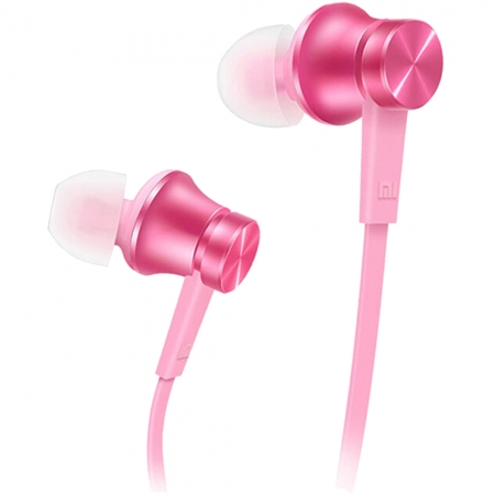 Xiaomi Mi Basic - Casti audio in-ear, Roz