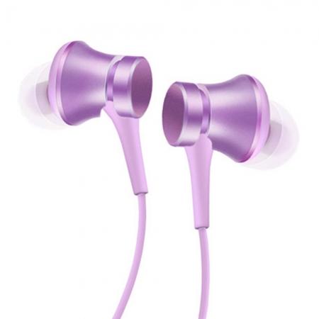 Xiaomi Mi Basic - Casti audio in-ear, Violet