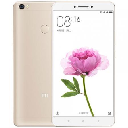 Xiaomi Mi Max - 6.4'', Dual Sim, Hexa-core, 3GB RAM, 32GB, 4G - Auriu