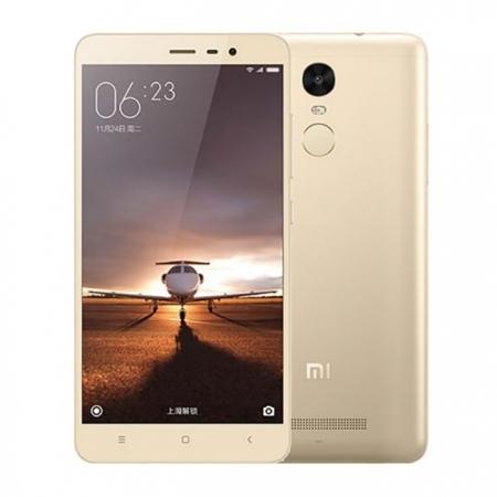 Xiaomi Redmi Note 3 - Dual Sim, 32GB LTE 4G auriu