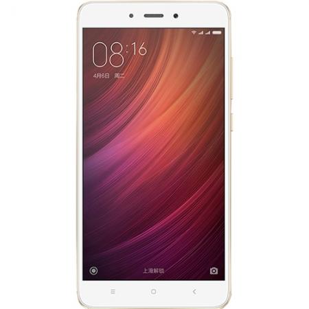Xiaomi Redmi Note 4 - 5.5'', Dual Sim, Deca-Core, 64GB, 3 GB RAM, LTE 4G  - Alb/Auriu