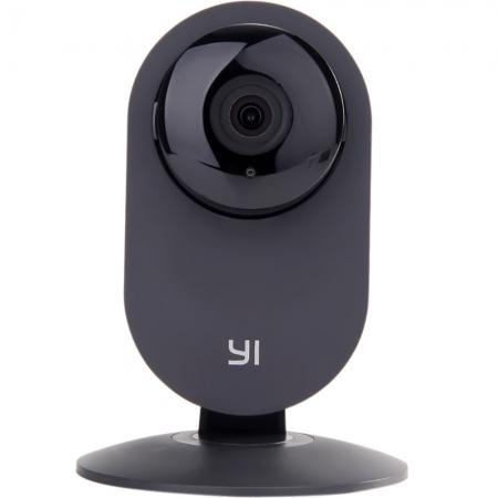 Xiaomi YI Home - Camera de supraveghere, Wi-Fi, 720p, Negru