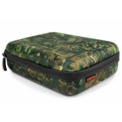 Xsories Capxule Soft Case - carcasa pentru GoPro si accesorii - camuflaj