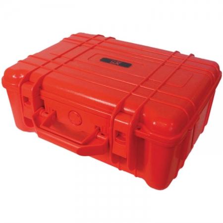 Xsories Huge Black Box DYI - Cufar transport, Rosu